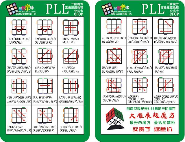 PLL Rubik