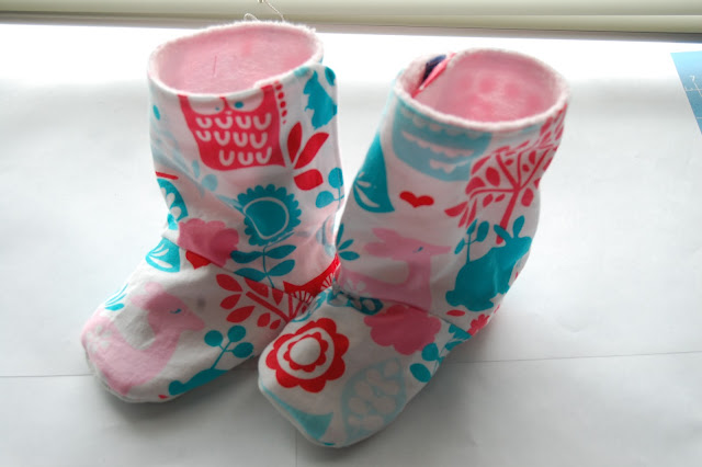 toddler boots DIY