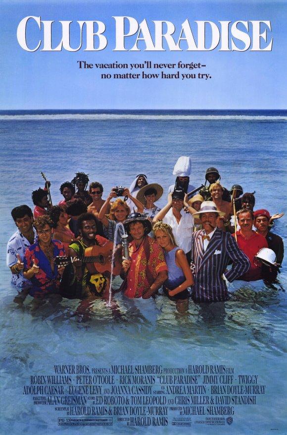 Baixar Filme Clube Paraíso (Dublado)