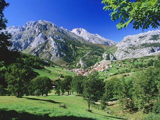 Ruta Picos de Europa en Asturias