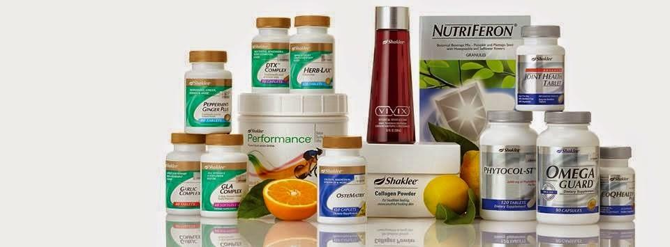 Shaklee produk, produk multivitamin tambahan, pemakanan tambahan