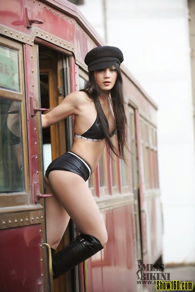 Young actress and model Candice Zhao