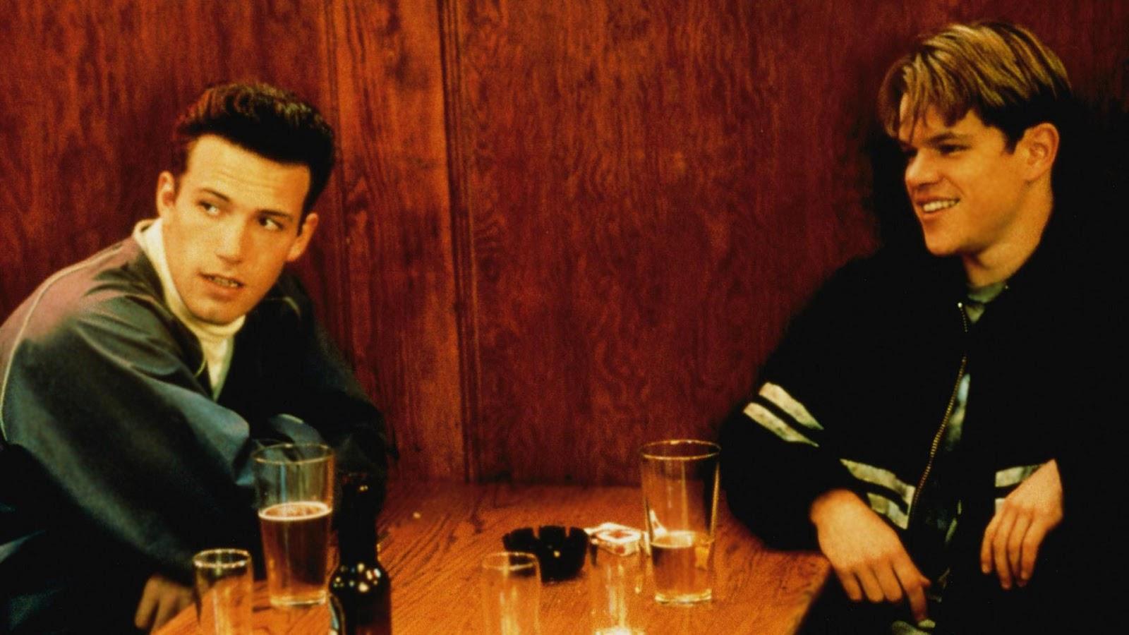 Gênio Indomavel intended for cinemateca: crítica: gênio indomável (good will hunting, 1997)