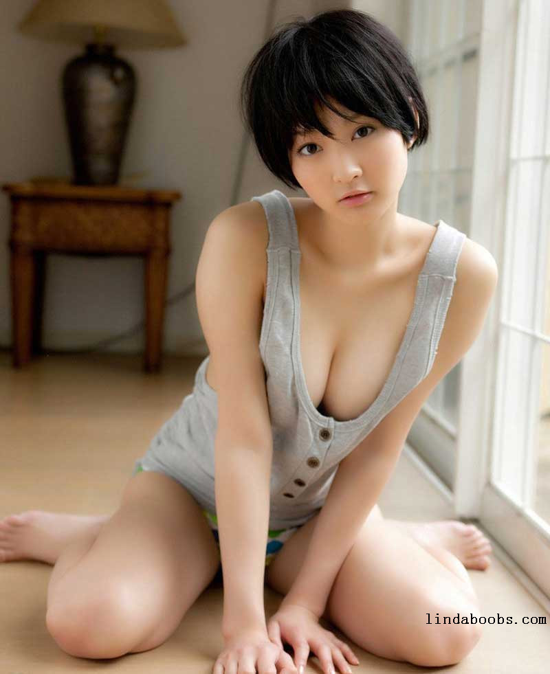 Cute asian girls with big boobs