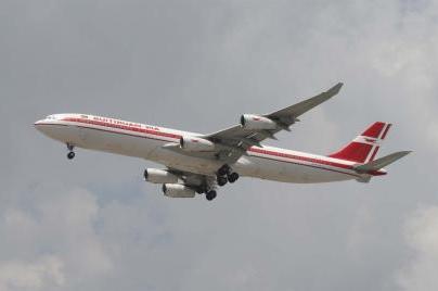 Bahan Bakar Pesawat Jet dari Minyak Goreng