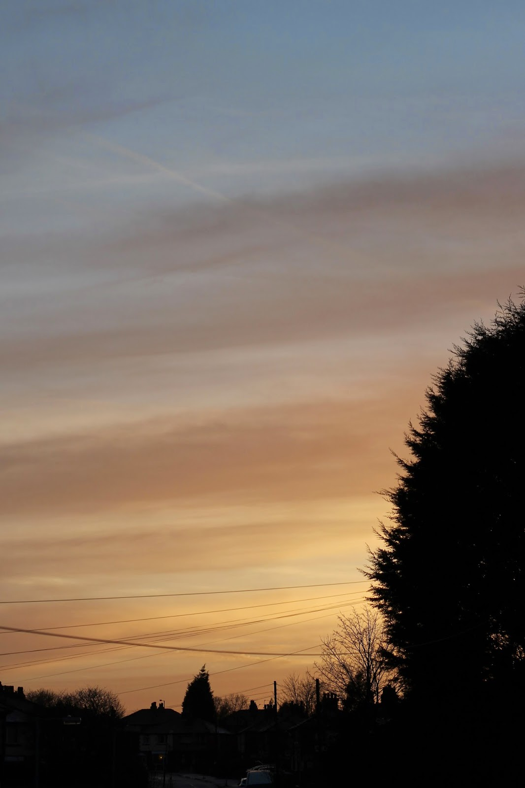 sunset manchester