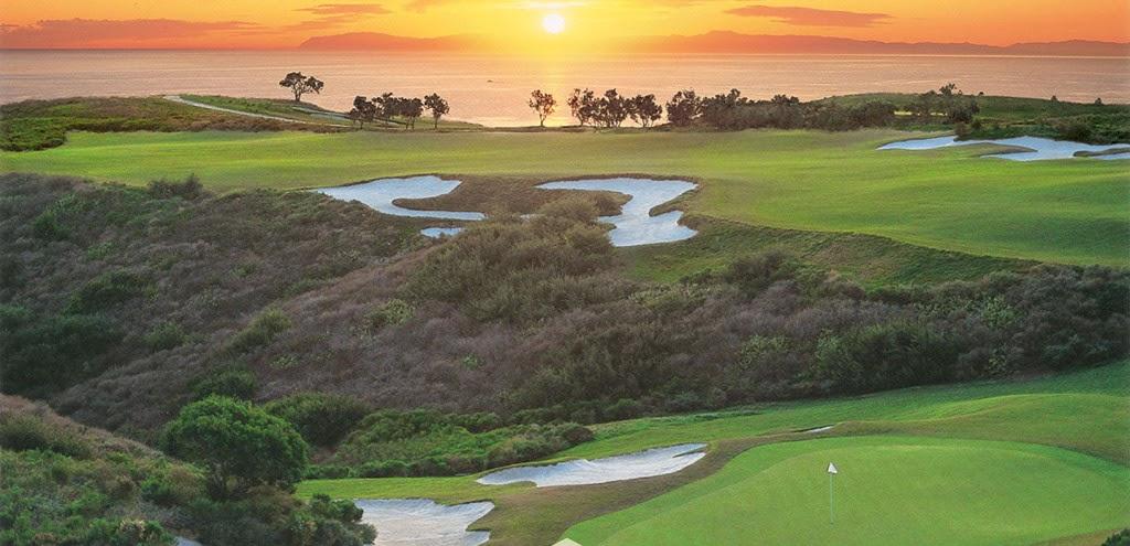 Pelican Hill Golf Club in Newport Beach, SoCal