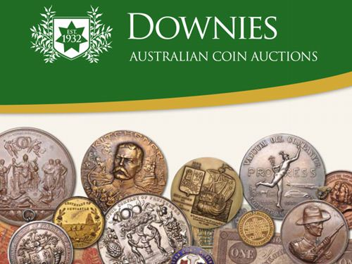 Downies Auction
