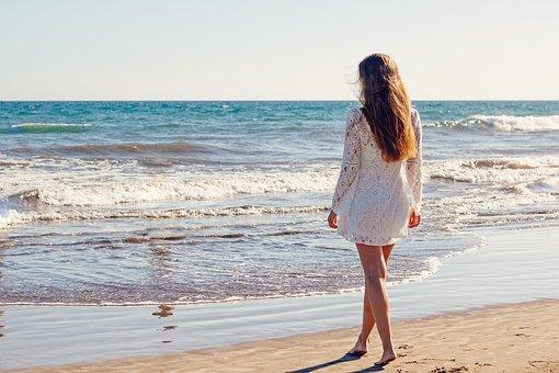 Me gusta la playa, me gusta el Sol, me gusta la música, me  gusta mi mujer.