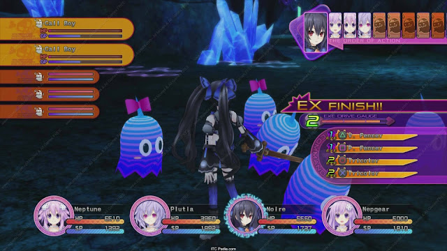 Hyperdimension Neptunia Victory for PlayStation 3