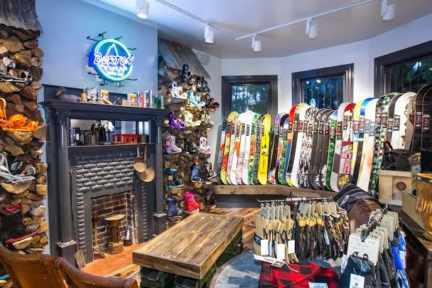 Burton Snowboard Store