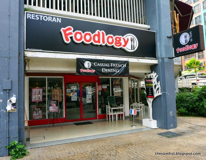 The Yum List Foodlogy Casual French Restaurant Sentul