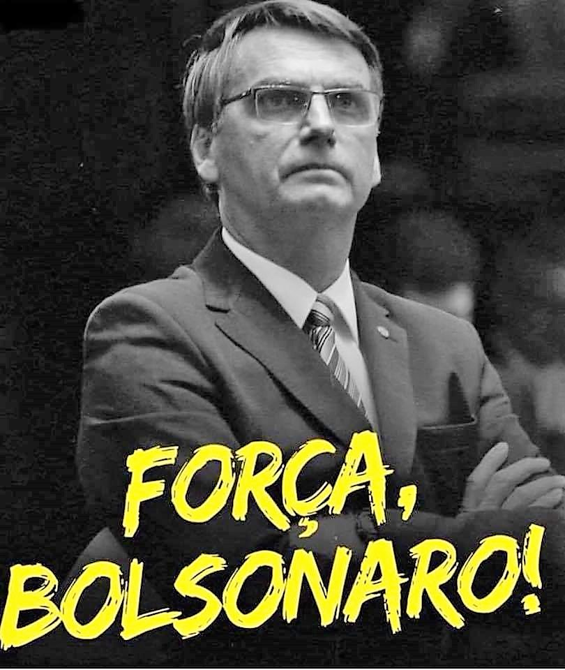 Se chegar a 38%, Bolsonaro aumenta as chances de vencer no 1º turno!
