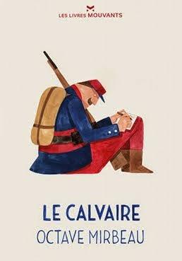 """""""Le Calvaire"""", Les Livres mouvants, 2014"""