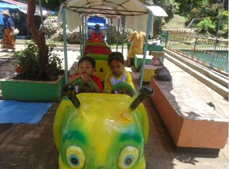 Fasilitas Bermain Anak-anak di Jatijajar