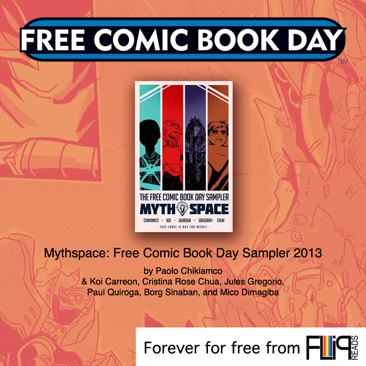 Free Comic Book Day España: Free Comic Book Day At Flipreads
