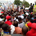 IMO GUBER POLLS: UCHE NWOSU ATTRACTS UNUSUAL CROWD DURING LG TOUR