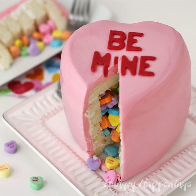 Valentine S Day Cake Recipes Pictures : 17 Peek-a-boo Cake Hacks that will make you smile! How ...