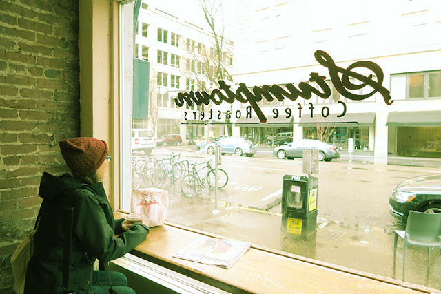 Stumptown Coffee Roasters in Portland