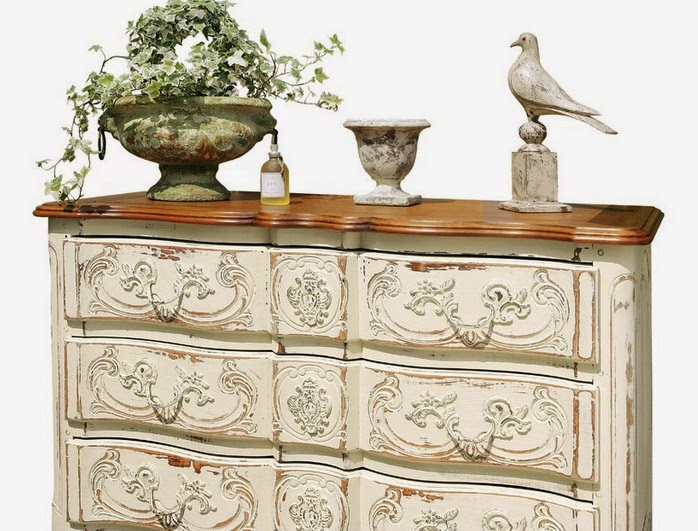 Boiserie c dipingere pitturare patinare vecchi mobili - Dipingere mobili vecchi ...
