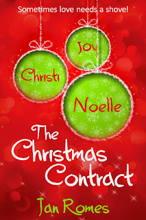 http://www.amazon.com/The-Christmas-Contract-Jan-Romes-ebook/dp/B00FV2LTAW/ref=sr_1_1?ie=UTF8&qid=1383351759&sr=8-1&keywords=The+Christmas+Contract