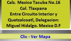 SUCURSAL TACUBA