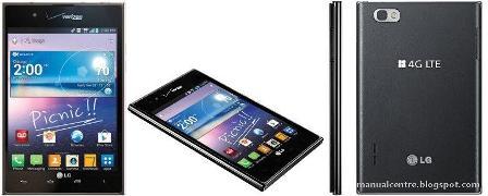 LG Intuition / LG Optimus VU Verizon