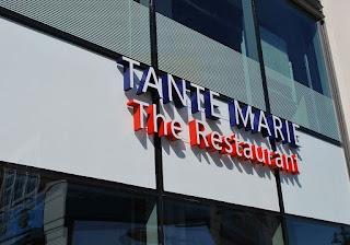 logo - tante marie restaurant