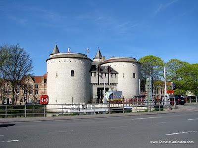 intrarea in Bruges