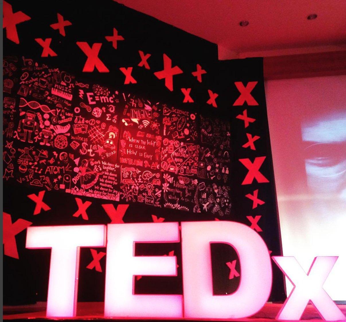 Speaker At TEDx