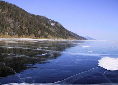Danau Baikal, lake baikal