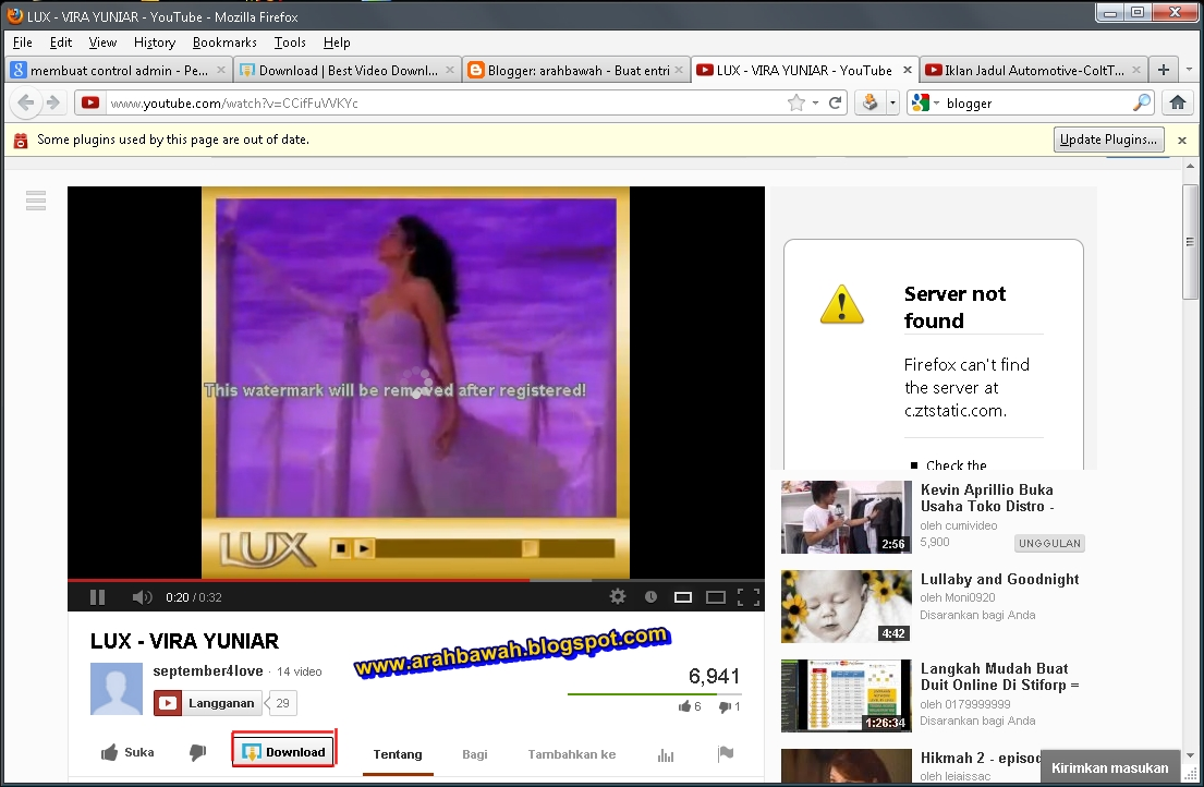 Firefox Quantumで動画をダウンロードする方法 – …