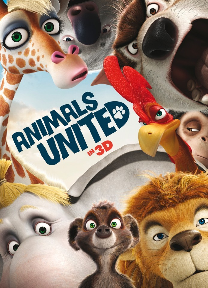 animal movie with