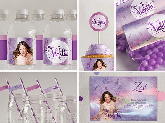 Sweet printables - Violetta telecharger ...