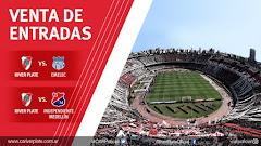 Venta de entradas para los partidos de la fase de grupos de la Copa Libertadores 2017