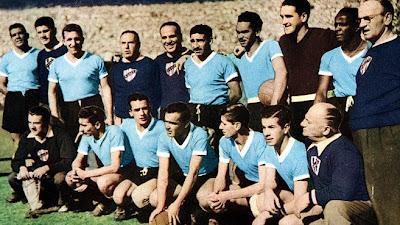 Uruguay, 1950, Maracaná, Maracanazo