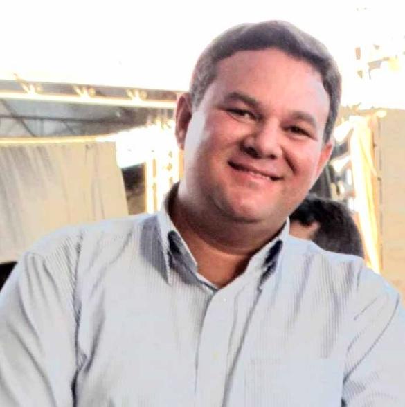 Vereador Sérgio do Sindicato