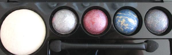 Makeup Factory - Eye Shadow Jewels MOTD shimmering treasures