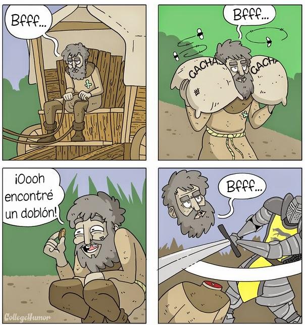 La vida de un campesino en Juego de Tronos