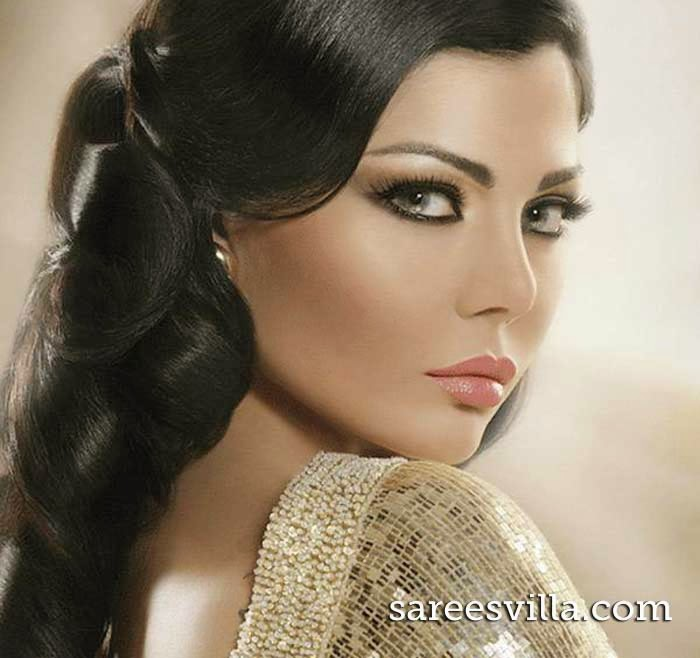 Lebanese singer and actress Haifa Wehbe