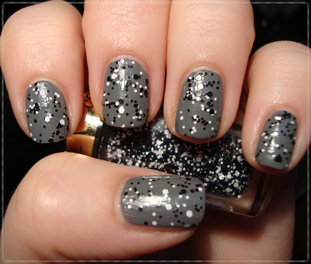glitter lak na nokte