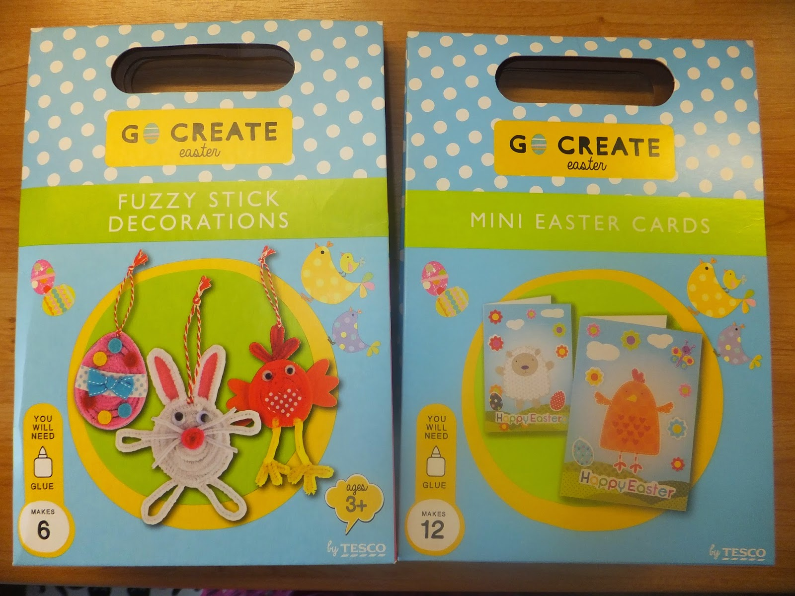 Attachment Mummy Easter Craft Kits and Ideas – Easter Card Making Kits