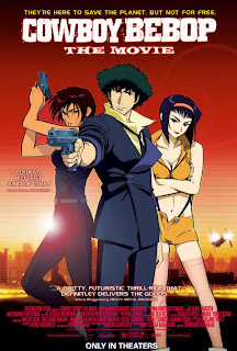 capa Download  Cowboy Bebop   O Filme  DVDRip AVI Dublado