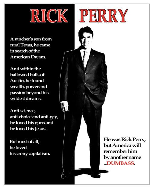 image: Perry_Rick_Dumbass-Poster