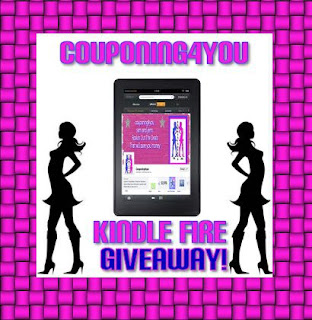 Kindle Fire 4-day Giveaway