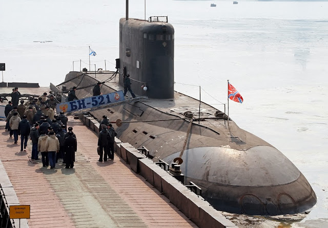 Varshavyanka (Kilo) class SSK