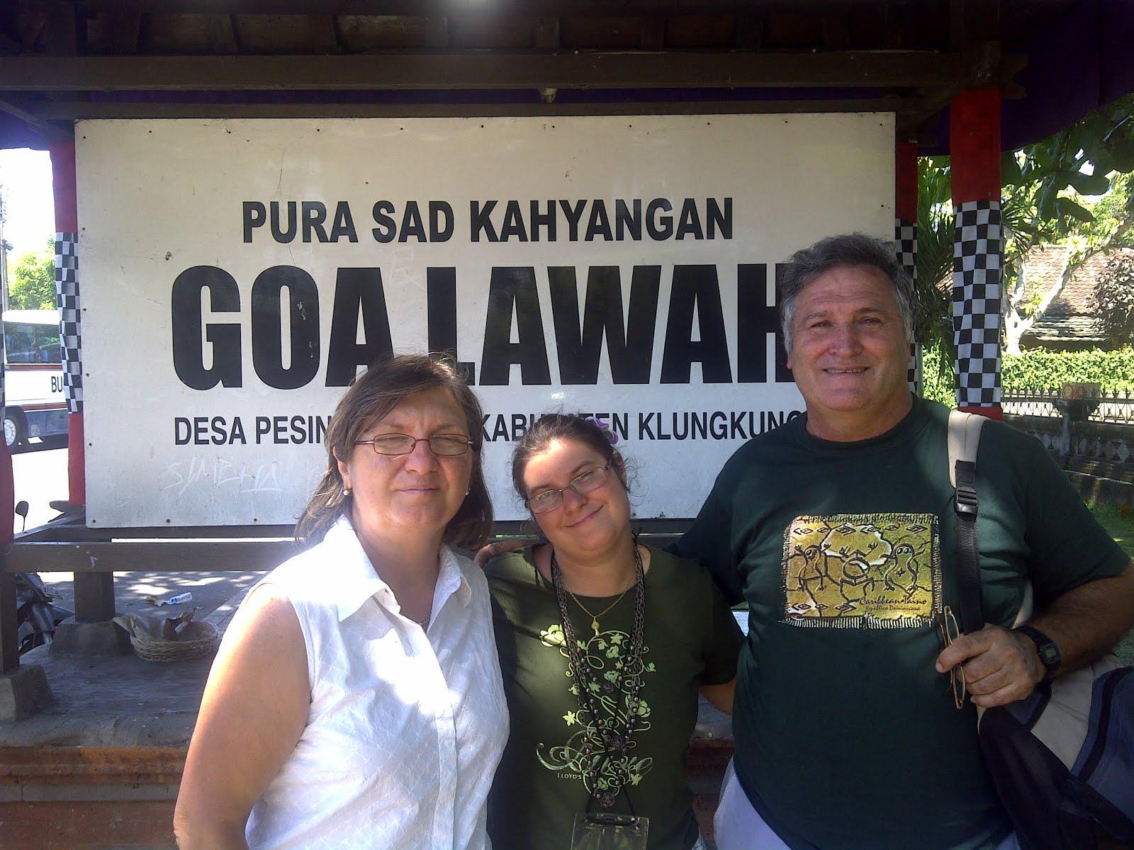 Templo Goa Lawah, Bali, vuelta al mundo, round the world, La vuelta al mundo de Asun y Ricardo