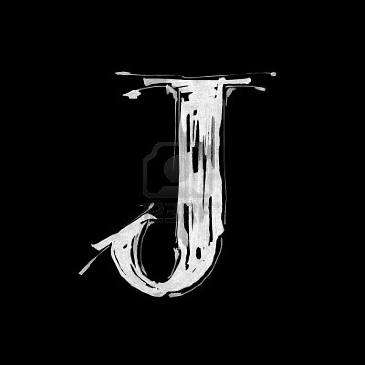 J Wallpapers Alphabet