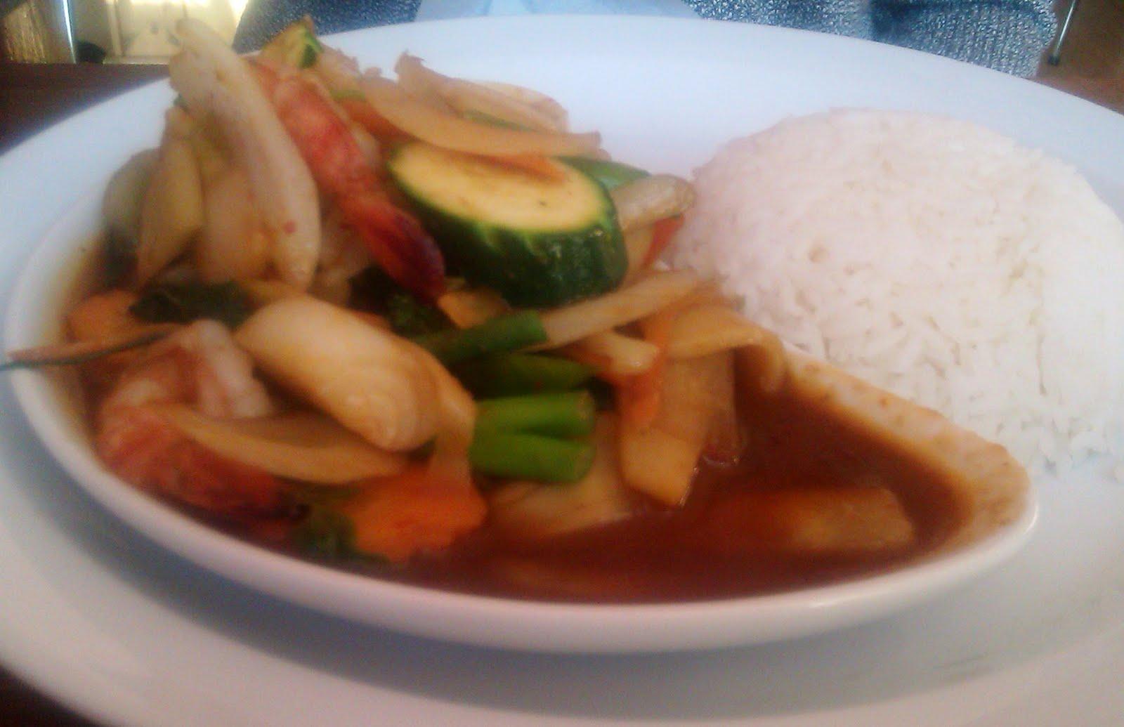 Jino S Thai Cafe Menu