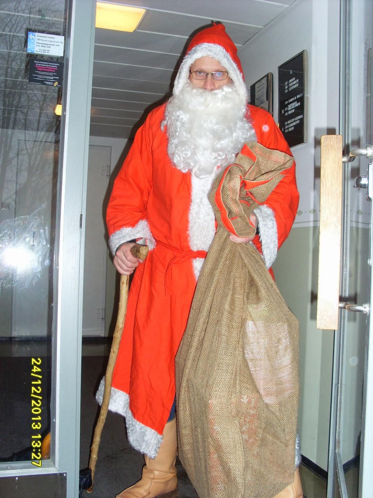 Tampereen Joulupukki e-mail: joulupukkipalvelu@gmail.com